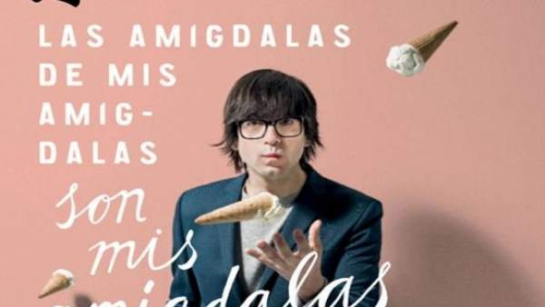 Cartel del espectáculo de Luis Piedrahita