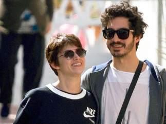 Úrsula Corberó y Ricardo Darín
