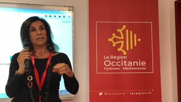 Directora general de Cultura, Joana Català