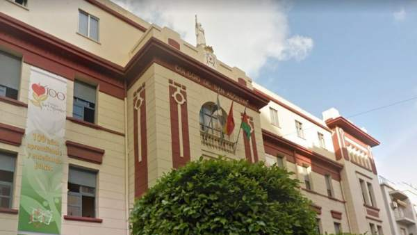 Colegio San Agustín de Ceuta