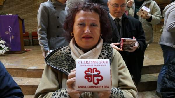 Los Fieles Devuelven Las Huchas Solidarias A Sus Parroquias. Nota + Foto