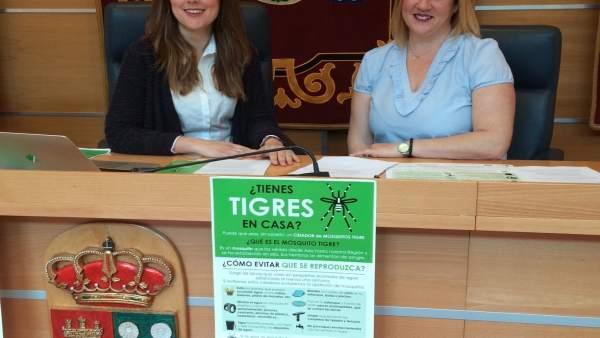 Presentación campaña mosquito tigre