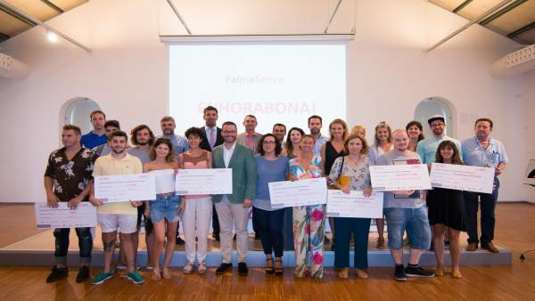 Premios empresariales PalmaActiva