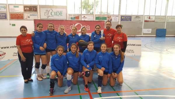 Premios Voleibol Femenino Palmadona