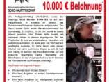 Recompensa de 10.000 euros
