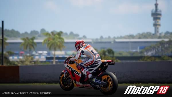 MotoGP 18, el videojuego