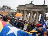 Manifestación en Berlín