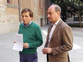 Martínez-Almeida y Martínez Vidal