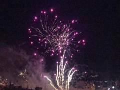 Castillo de fuegos artificiales de Fallas
