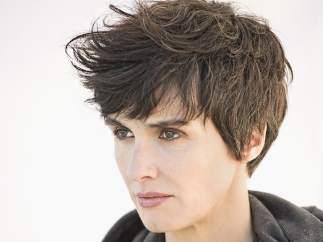 Paz Vega en el papel de Magda para la nueva serie que se estrenará en La 1, 'Fugitiva'.