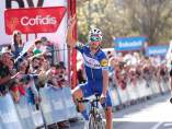 El ciclista francés Julian Alaphilippe (Quick-Step Floors)