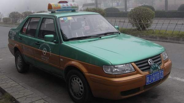 Taxi chino