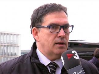 Jaume Alonso Cuevillas, abogado de Carles Puigdemont