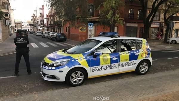 Operativo de la Policía Local