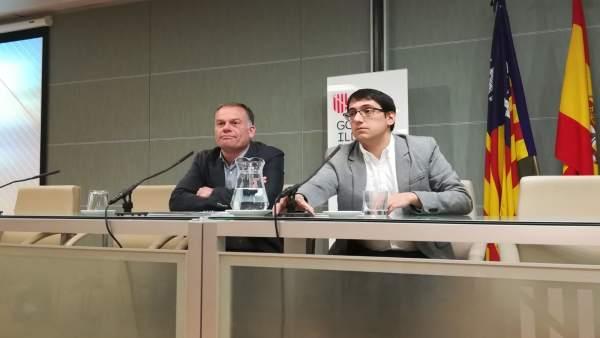 Iago Negueruela, conseller de Trabajo