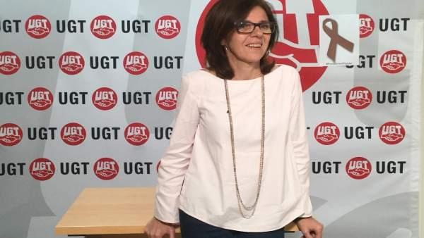 Higinia García, UGT C-LM