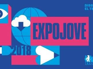 Cartel de ExpoJove 2018