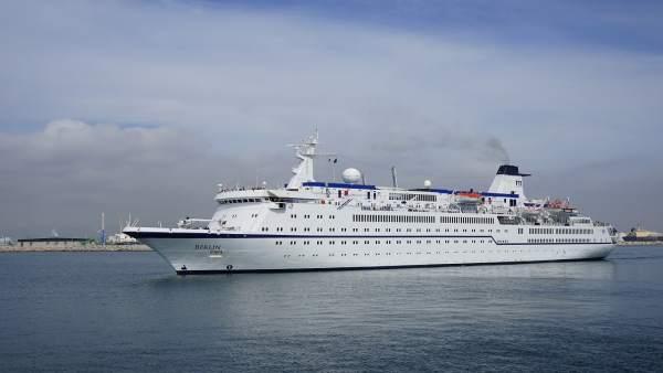 El crucero Berlin de la compañía FTI