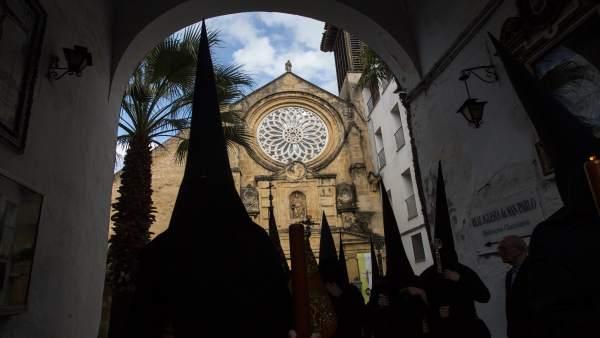 Imagen de la Semana Santa de Córdoba 2018