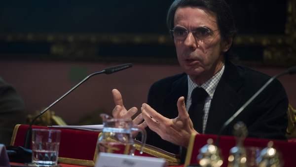 """Aznar clausurarà a València un acte de FAES sobre """"la pressió nacionalista"""" a la Comunitat"""