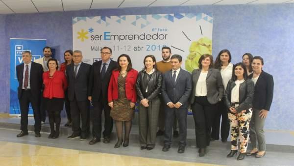 El Ayuntamiento De Málaga Informa: : Nota De Prensa Ser Emprendedor