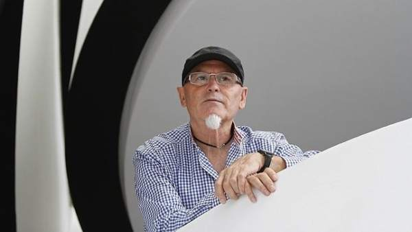 El músico Pepe Roca, integrante de Alameda.