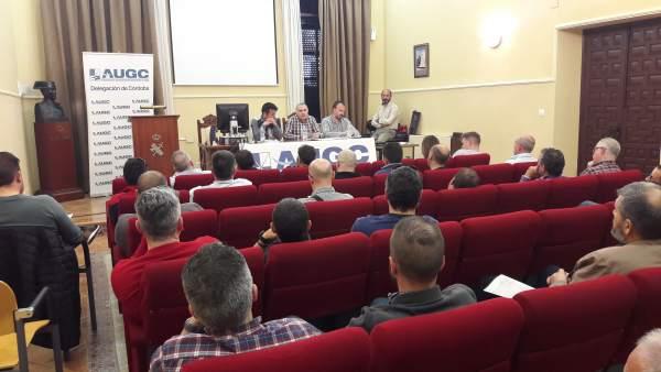 Asamblea de AUGC