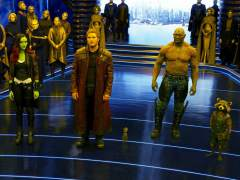 9. 'Guardianes de la galaxia Vol. 2'
