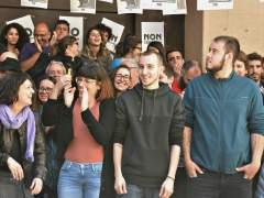 El rapero Elgio, condenado por entaltecer el terrorismo, evitará la prisión tras rebajársele la pena a seis meses