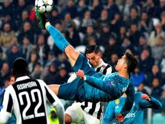 El Partido De Champions:  Juventus-  Real Madrid
