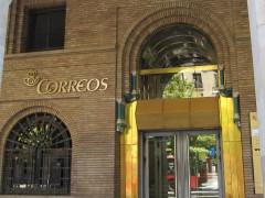 Edificio de Correos de Zaragoza