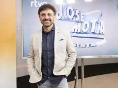 José Mota durante la presentación de la tercera temporada de su programa 'José Mota presenta'.
