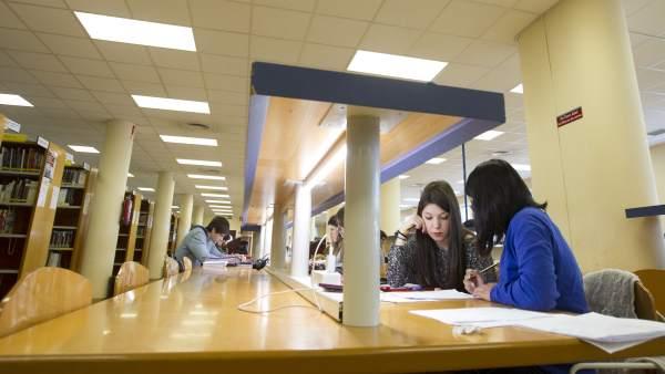 Biblioteca de la UR