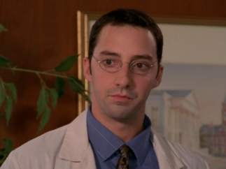 Tony Hale (Dr. Bronin)