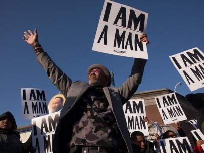 50 aniversario de la muerte de Martin Luther King