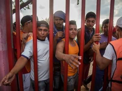 Emigrantes centroamericanos
