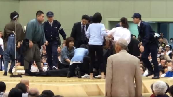 Ring de sumo