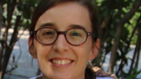 Cristina Villaverde, coordinadora ténica del nodo de GBIG (Infraestructura Mundial de Información en Biodiversidad) en España