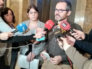 Josep Costa, Gemma Geis (JxCat).
