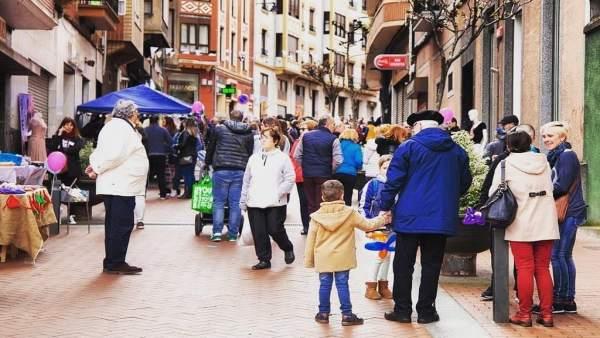 Mercado creativo 'Barakaldo Irekiz'