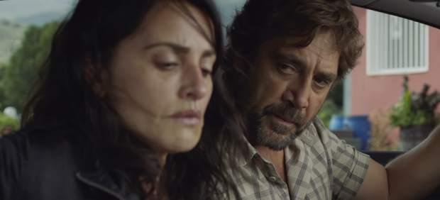 Penélope Cruz y Javier Bardem en Todos lo saben