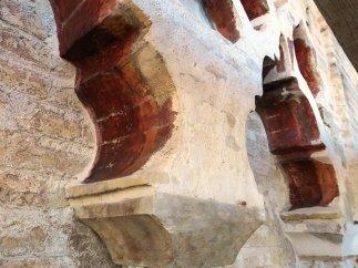 La Giralda era roja en 1568