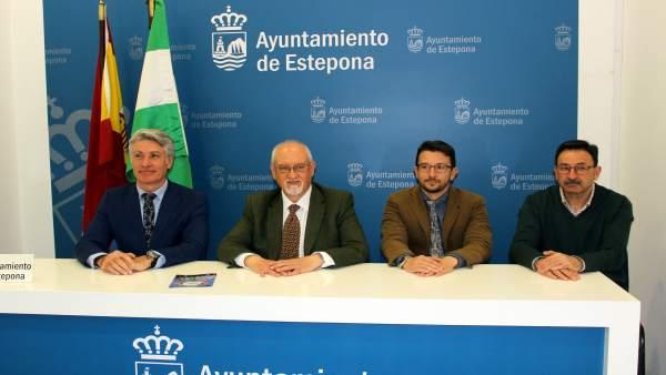 PResentación del Congreso de Parques en Estepona