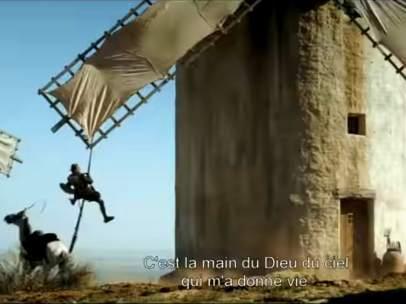 'El hombre que mató a Don Quijote'