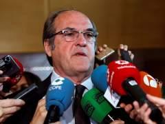 """Gabilondo dice que """"nadie"""" le ha empujado a presentar una moción contra Cifuentes"""