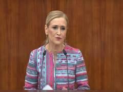 Plan de estudios y salidas profesionales del Máster en Derecho Autonómico de Cristina Cifuentes