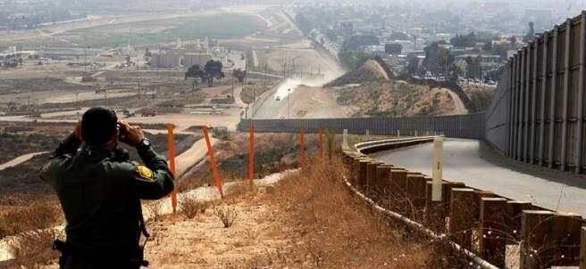Frontera México - EE UU