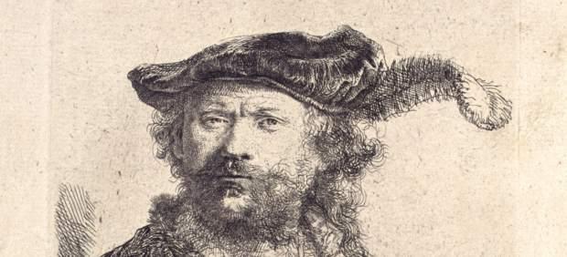 Rembrandt van Rijn. Autorretrato. 1638