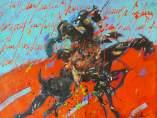 Donato Grima. El día que Cervantes soñó al Quijote. 2018