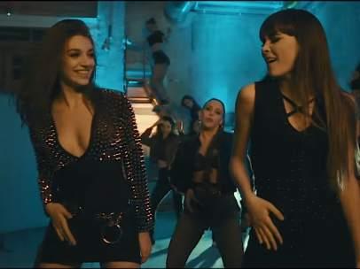 Lo Malo, con Aitana y Ana Guerra